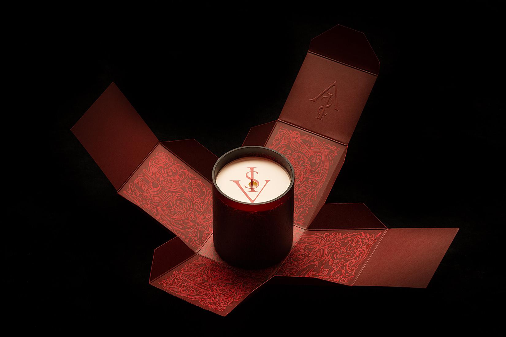 Temperantia Candles